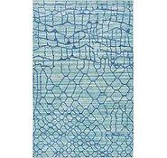 Link to 5' x 8' Aqua Rug