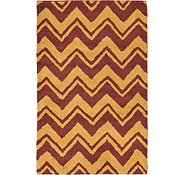 Link to 3' x 4' 10 Chevron Rug