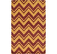 Link to 5' x 7' 11 Chevron Rug
