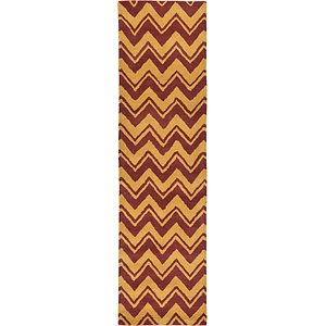 Link to 80cm x 300cm Chevron Runner Rug page