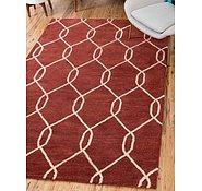Link to 2' 7 x 4' 10 Trellis Rug