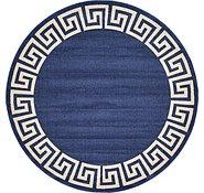 Link to 8' x 8' Greek Key Round Rug