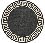 Link to 6' x 6' Greek Key Round Rug