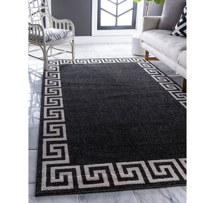 3' 3 x 5' 3 Greek Key Rug