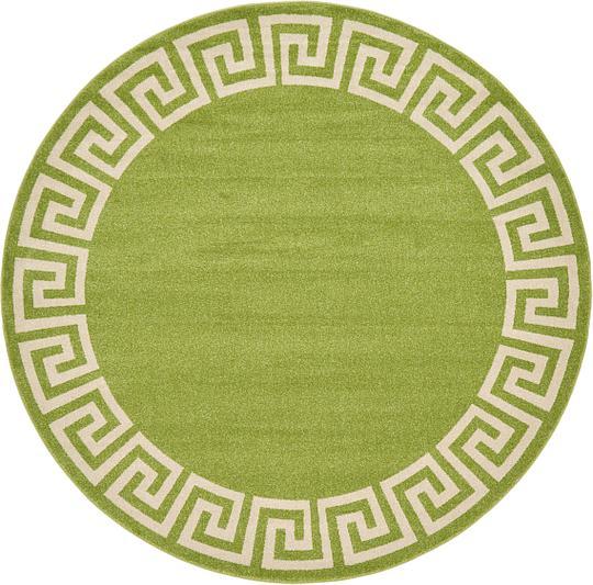 Green Round Rugs Techieblogie Info