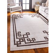 Link to 213cm x 305cm Greek Key Rug