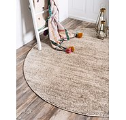 Link to Unique Loom 3' 3 x 3' 3 Del Mar Round Rug