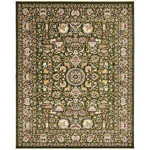 Unique Loom 13' x 16' 5 Khorasan Rug