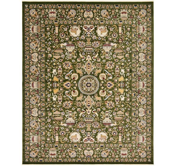 13' x 16' 5 Kashmar Design Rug
