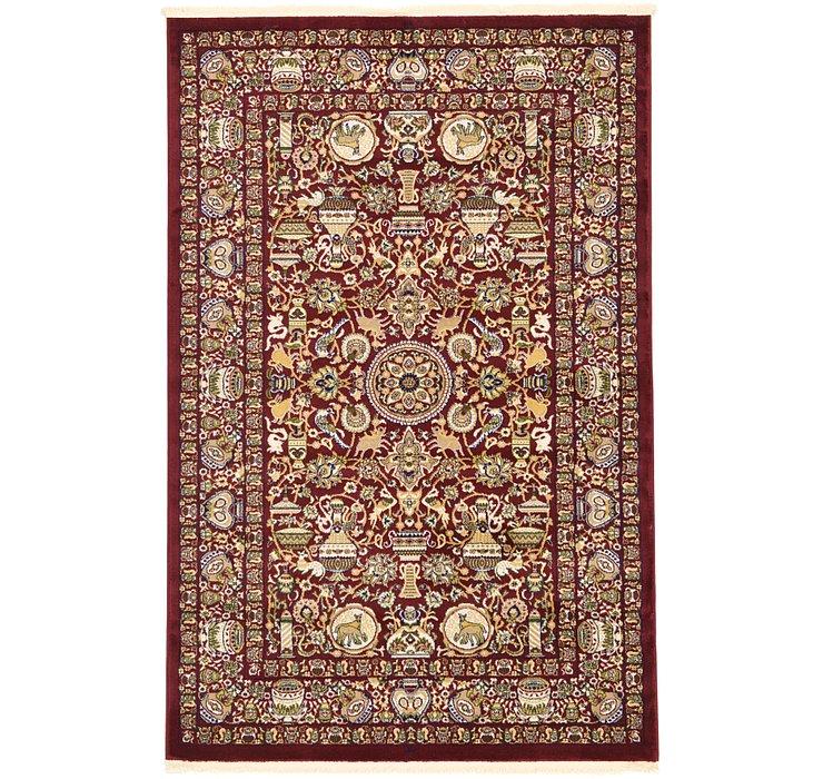 5' x 7' 7 Kashmar Design Rug