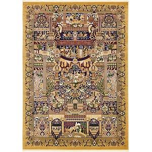 8' 2 x 11' 6 Kashmar Design Rug
