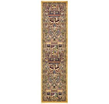 99x396 Kashmar Design Rug