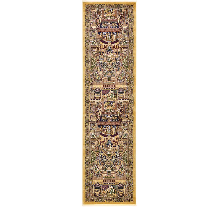 100cm x 395cm Kashmar Design Runner Rug
