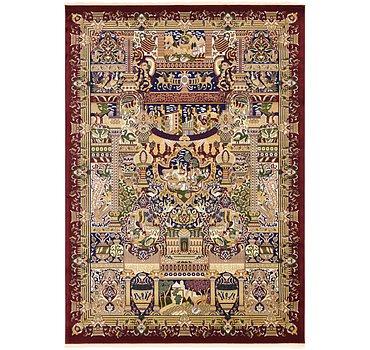 249x351 Kashmar Design Rug