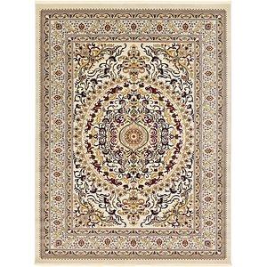 9' 10 x 13' Kashmar Design Rug