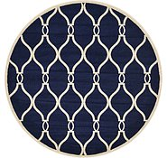 Link to 6' x 6' Trellis Round Rug