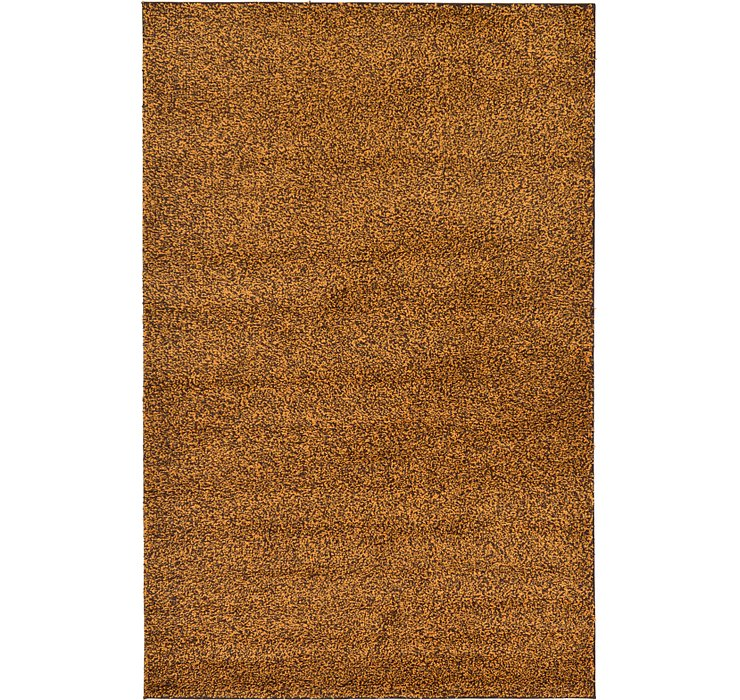 6' 7 x 9' 10 Solid Basic Rug