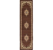 Link to 2' 2 x 8' 2 Mashad Design Runner Rug