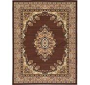 Link to 9' x 12' Mashad Design Rug