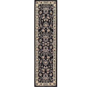 66x249 Kashan Design Rug