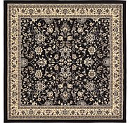 Link to 8' x 8' Kashan Design Square Rug