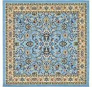 Link to 8' x 8' Kashan Design Square Rug