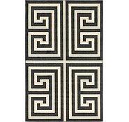 Link to 5' x 8' Greek Key Rug