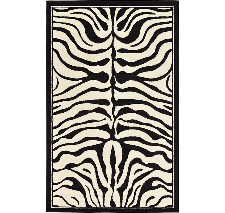 5' x 8' Safari Rug