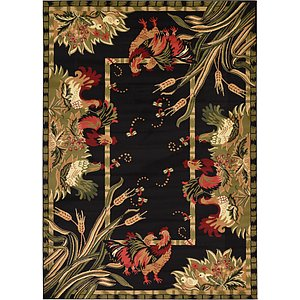 7' x 10' Country Rug