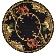 Link to 8' x 8' Country Round Rug
