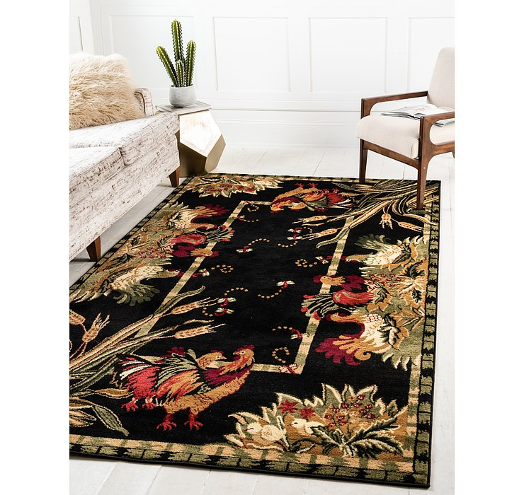 9' x 12' Country Rug