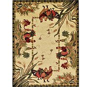 Link to 9' x 12' Country Rug