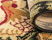 8' x 8' Country Round Rug thumbnail image 5