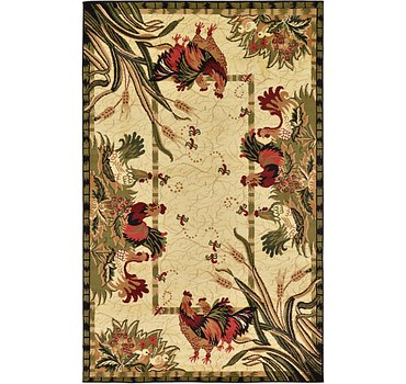 152x244 Country Rug
