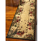 Link to 2' 7 x 10' Country Runner Rug
