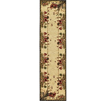 79x305 Country Rug