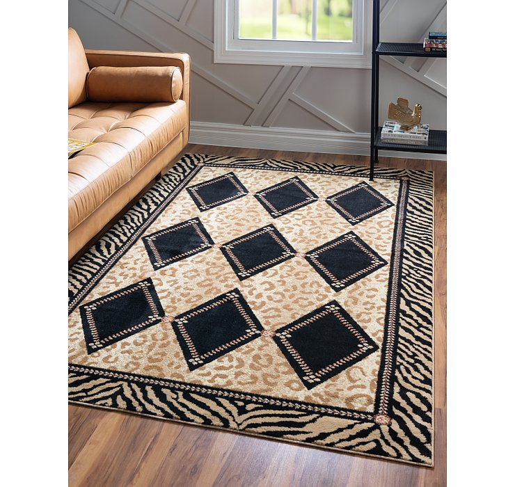 Light Brown Savannah Rug