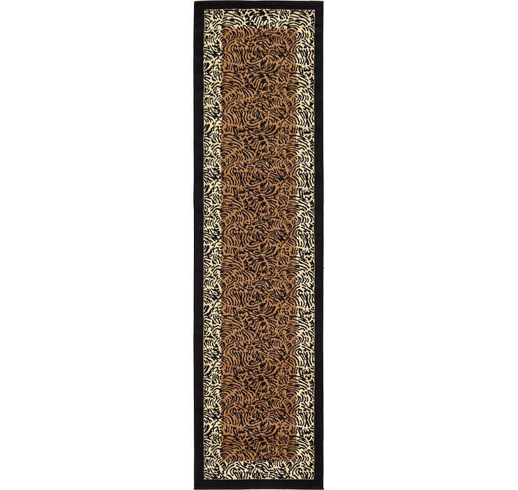 2' 7 x 10' Safari Runner Rug