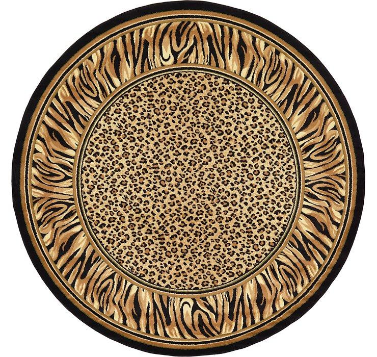 8' x 8' Savannah Round Rug
