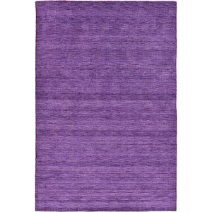 Unique Loom 6' 8 x 9' 8 Solid Gava Rug