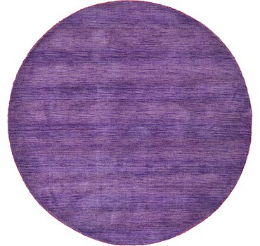 201x201 Solid Gabbeh Rug