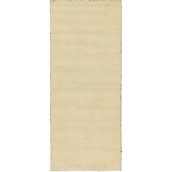 2' 7 x 6' 7 Solid Gava Runner Rug