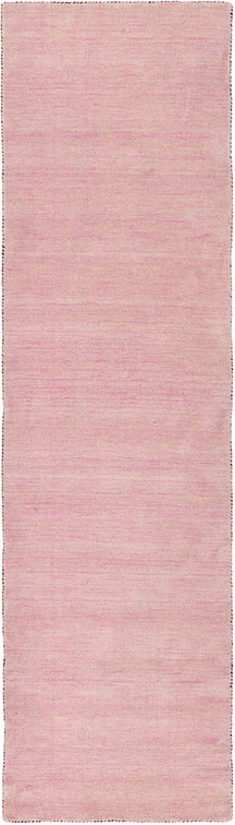 Pink 2 7 X 9 10 Solid Gabbeh Runner Rug Area Rugs