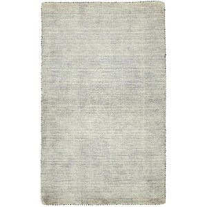HandKnotted 3' 2 x 5' 2 Solid Gava Rug