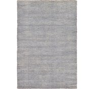 Link to 122cm x 183cm Solid Gabbeh Rug