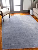 HandKnotted 4' x 5' 7 Solid Gava Rug thumbnail image 11