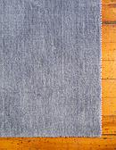 HandKnotted 4' x 5' 7 Solid Gava Rug thumbnail image 18