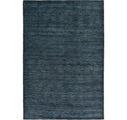 Link to 200cm x 300cm Solid Gabbeh Rug