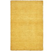 Link to 3' 3 x 5' 3 Solid Gabbeh Rug