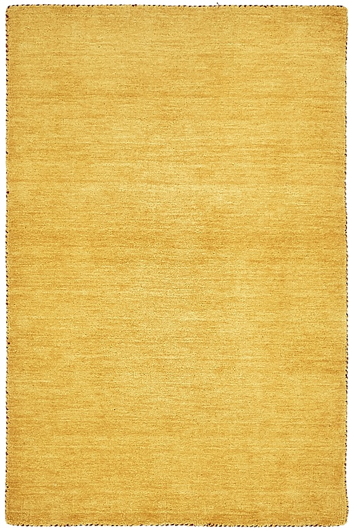 Gold 3 3 X 5 3 Solid Gabbeh Rug Area Rugs Irugs Uk